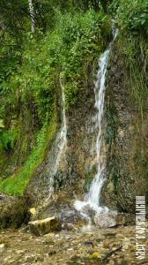 Водопад в Папино