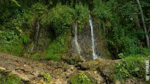 Водопад в Папино 1